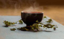 لقاء إذاعي عن الشاي الأخضر وفوائده
